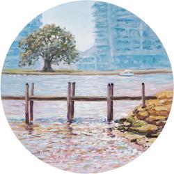 A View of Mandjar Bay