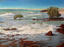 Incoming Tide, Cape Keraudren