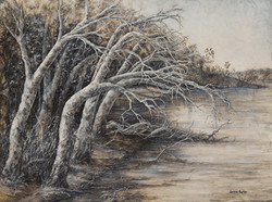 SOLD - Ghostly Reach