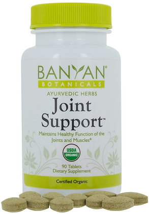Banyan Botanicals Joint Support - 90 Tablets