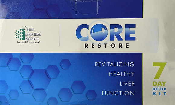 Ortho Molecular Products Core Restore