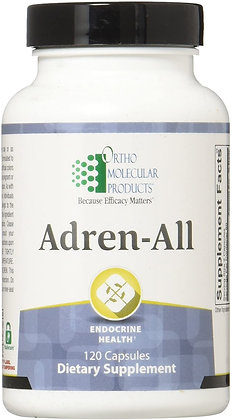 Ortho Molecular Products Adren-All - 120 Capsules