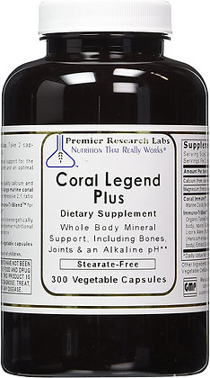 Premier Coral Legend Plus - 300 Capsules