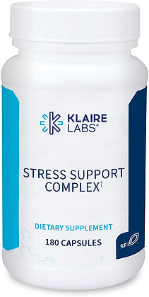 Klaire Labs Stress Support Complex - 180 Capsules