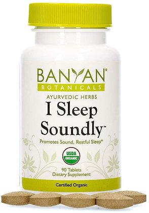 Banyan Botanicals I Sleep Soundly - 90 Tablets