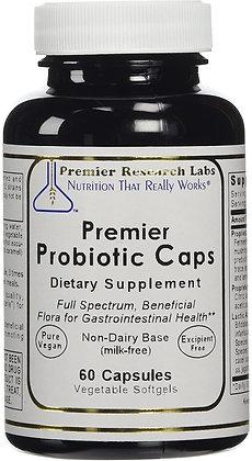 Premier Probiotic Caps - 60 Capsules