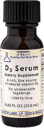 Premier D3 Serum - 0.43 Oz