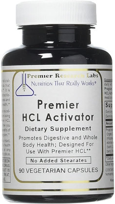Premier HCL Activator - 90 Capsules
