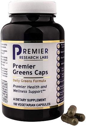 Premier Greens Caps - 150 Capsules