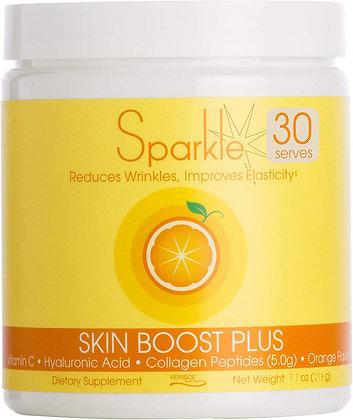 Sparkle Skin Boost Plus Orange - 7.7 Oz
