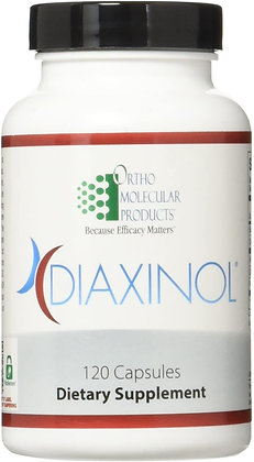 Ortho Molecular Products Diaxinol - 120 Capsules