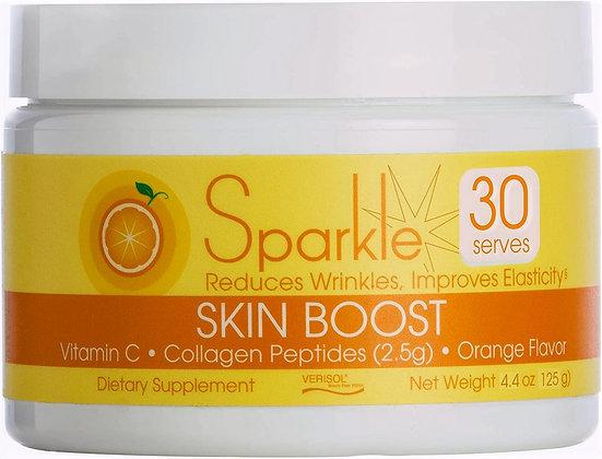 Sparkle Skin Boost Orange - 4.4 Oz
