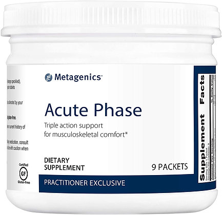 Metagenics Acute Phase - 9 Packets