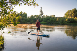 Cascade Inflatable Paddle Board