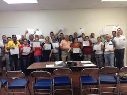 October HBE Spanish Class