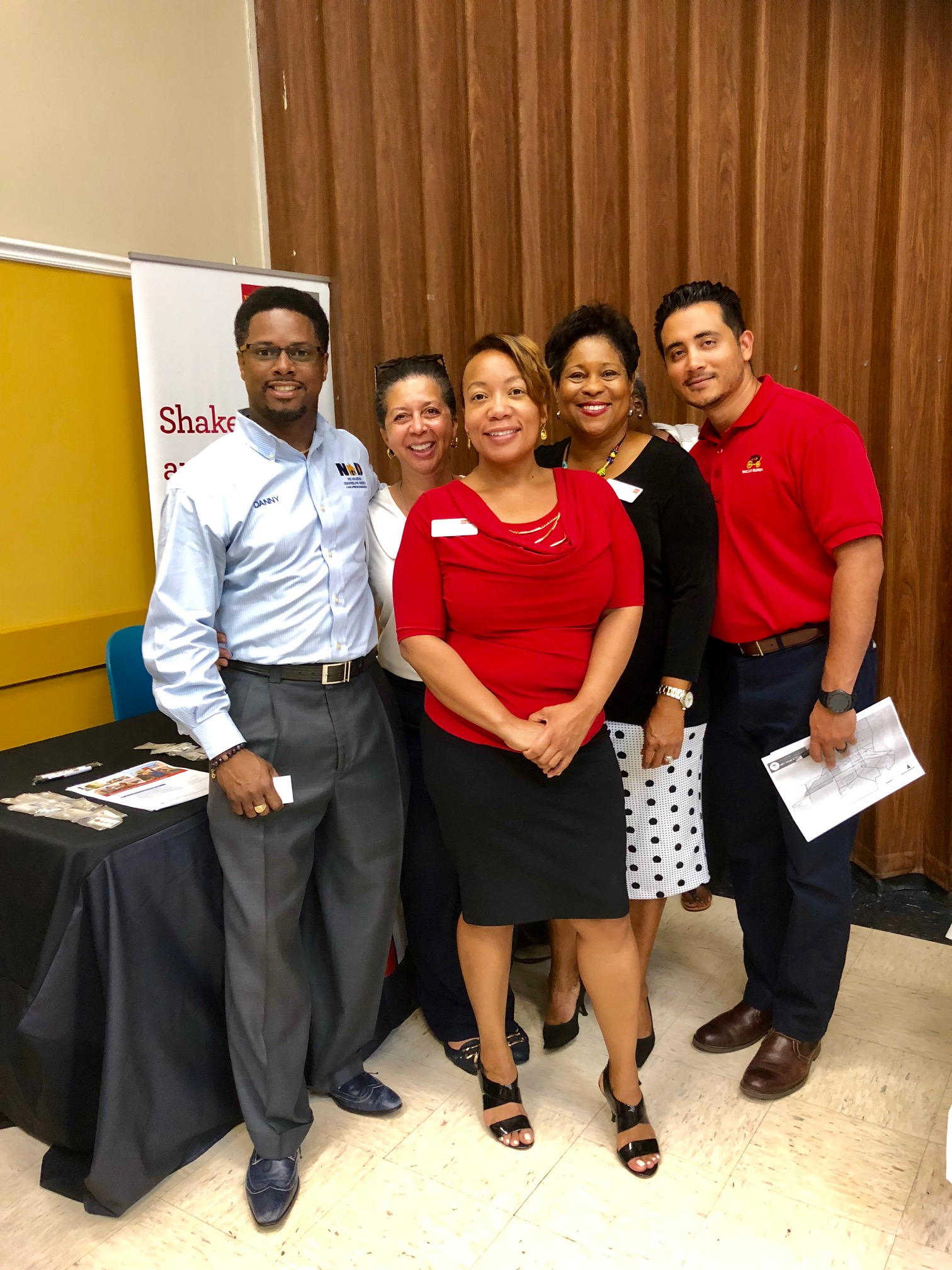 Housing Fair with Wells Fargo