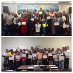 October HBE Classes (ENG & SPN)