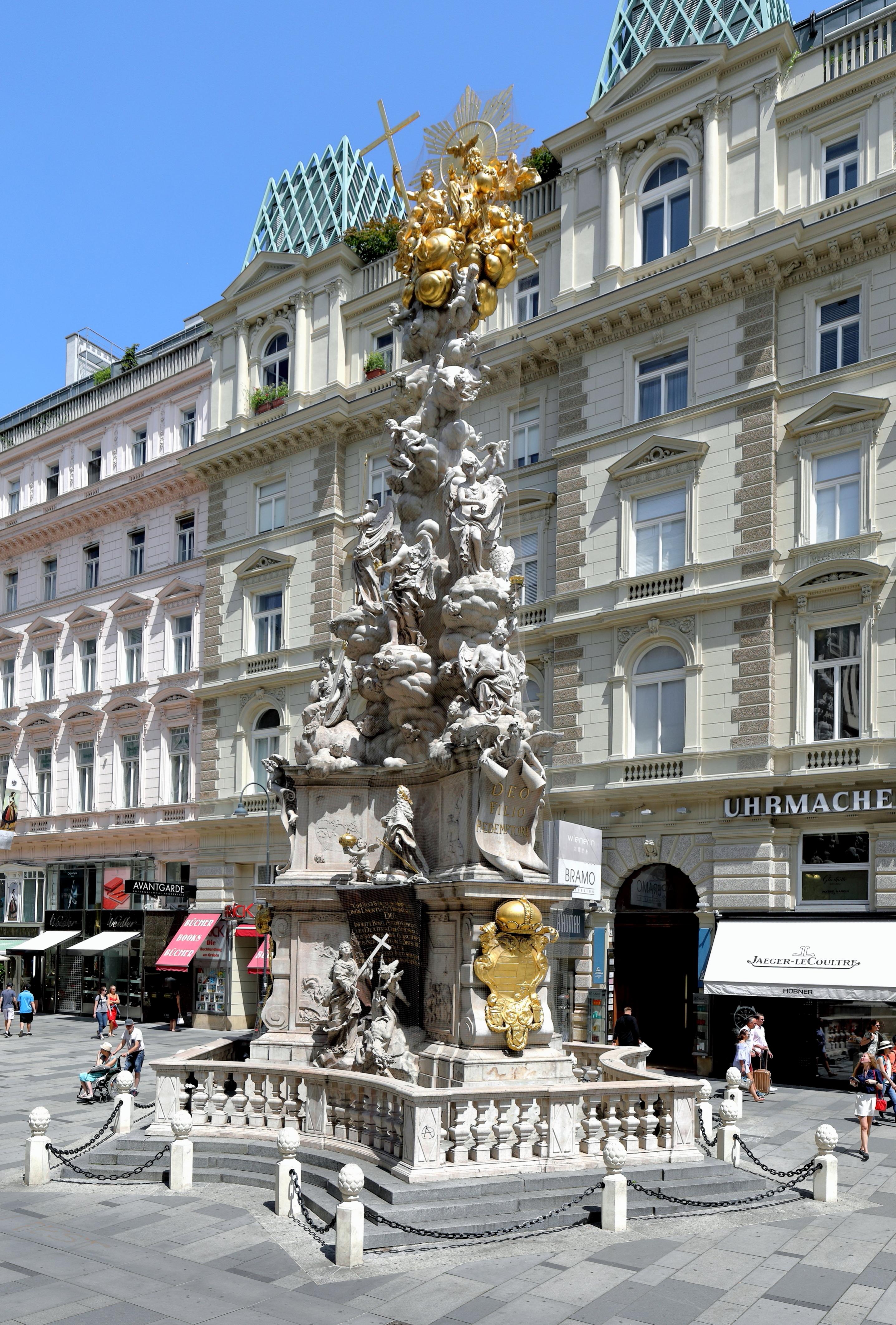 Coluna da Peste de Viena