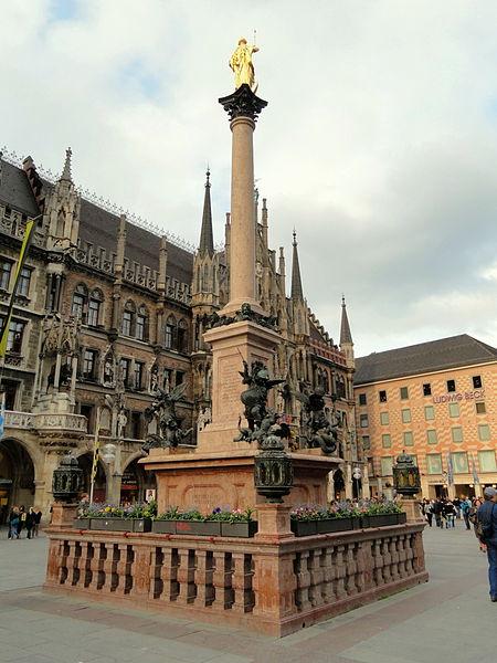 Coluna Mariana de Munique