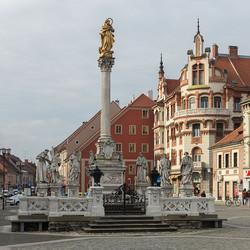 Coluna da Peste de Maribor