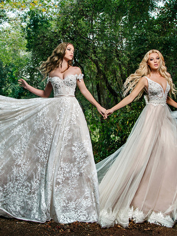 Lorelei ( Left ) & Miranda ( Right )