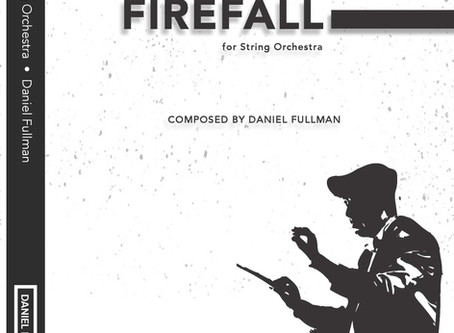 Firefall - (For String Orchestra)