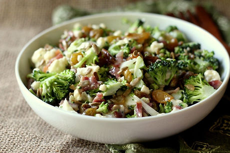 Cauliflower-and-Broccoli-Picnic-Salad-7-
