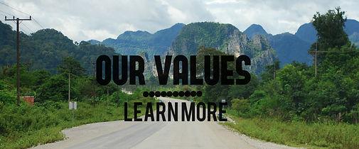 Mekong Kingdom's Values