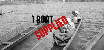 Boat for missions