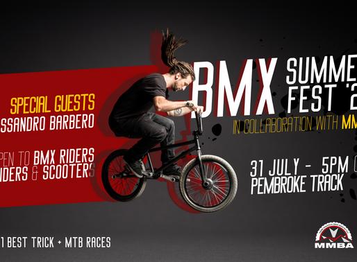BMX Summer FEST'20 featuring MTB events!