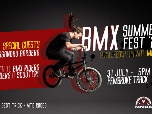 BMX Summer FEST'20 featuring MTB events!