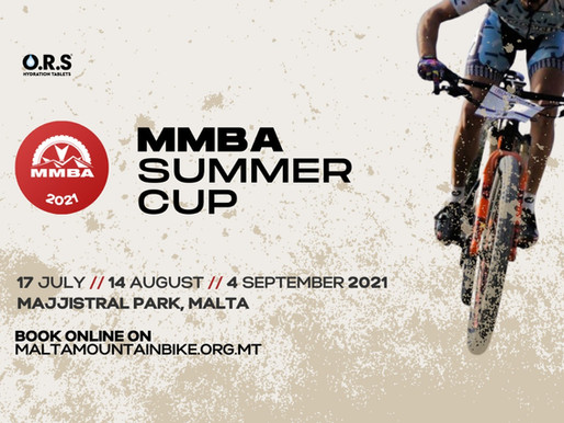 Are you ready for the MMBA XC Summer Cup?