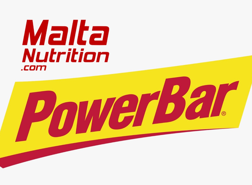 MaltaNUTRITION.COM to SUPPORT MMBA WITH POWERBAR!!