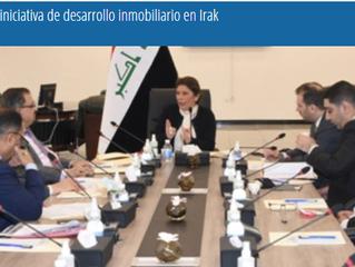 Nueva iniciativa de desarrollo inmobiliario en Irak