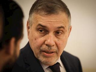Dimite el primer ministro encargado de Irak
