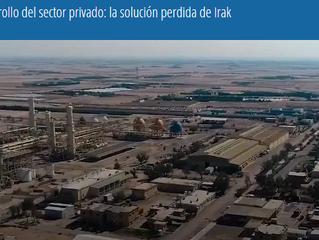 Desarrollo del sector privado: la solución perdida de Irak