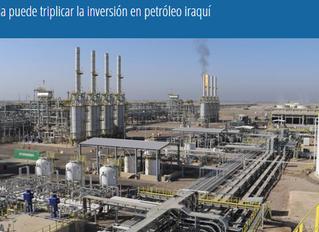 Rusia puede triplicar la inversión en petróleo iraquí