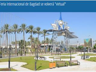 """La Feria Internacional de Bagdad se volverá """"virtual"""""""