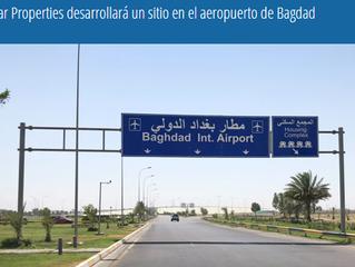 Emaar Properties desarrollará un sitio en el aeropuerto de Bagdad