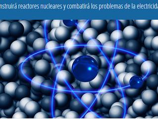 Irak construirá reactores nucleares y combatirá los problemas de la electricidad