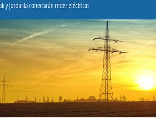 Irak y Jordania conectarán redes eléctricas