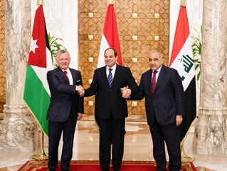 Egipto, Jordania e Irak crearán una ruta terrestre para aumentar sus vínculos comerciales