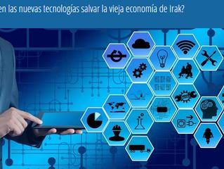 ¿Pueden las nuevas tecnologías salvar la vieja economía de Irak?