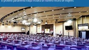 El próximo parlamento iraquí incluirá un número récord de mujeres