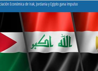 La asociación económica entre Irak, Jordania y Egipto gana