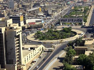 Autoridades en Iraq abren un puente a la Zona Verde