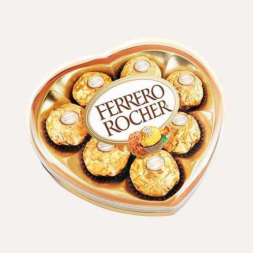 Ferrero Rocher Corazon x 8 Unds