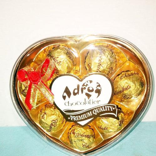 Chocolates Corazon 8 Uds