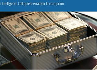 Falcon Intelligence Cell quiere erradicar la corrupción