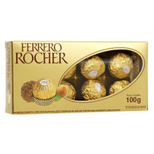 Ferrero Rocher caja x 8 Unds